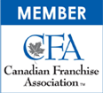 Canadian Franchise Association logo